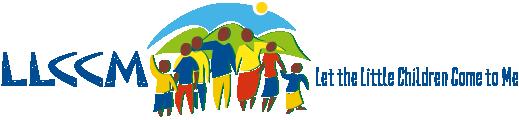 LLCCM – Let the Little Children Come to Me Logo